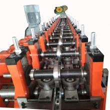 Máquina formadora de rollos de soporte de panel solar