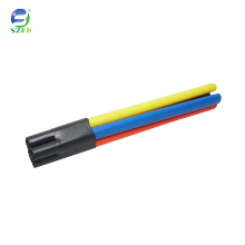 0.6/1kv 4 cores Cable accessory straight joint heat shrink cable termination