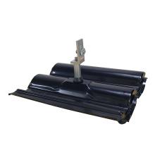 Remplacement de clignotant d'installation de bâti solaire de toit de Pantile W