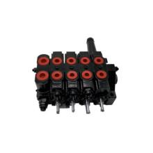 bouclier machine Vannes Sectionnelles