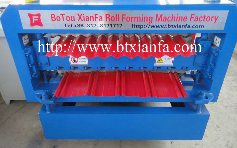 xianfa roll forming machine