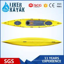 Placa de Paddle de plástico Stand up Paddle Board Kayak