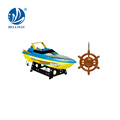Nuevo producto asombroso Flying Rc Boat Cool juguetes para Happy Kids