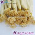 Golden Supplier Top Qualité Kératine Colle 100 Remy Cheveux Humains U Conseil