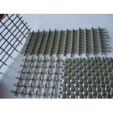 Stainless Steel Crimped Mesh for Oil Filteration