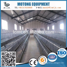 Complete controlled poultry farm equipment chicken cage for breeding
