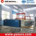 200L Barrel Plating Line, U-Shaped Automatic Rack Plating Line