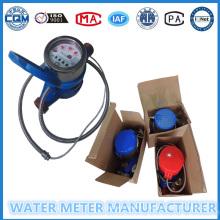 Счетчик воды сухого набора / влажного Trpe для удаленного измерителя уровня воды