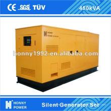 Groupe électrogène silencieux 450kVA