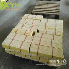 Feuille de coupe de bande époxyde pour usinage CNC 3240