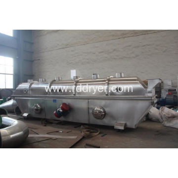 High Efficiency Vibrating Fluidized Bed Drying Equipment