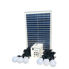 DC Small Solar Home Kits for Rural