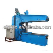 2015 High quality tank cover flanging machine,cnc spinning machine,metal spinning machine
