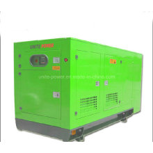 Generador diesel insonoro de 120kVA 96kw Deutz con el certificado del CE