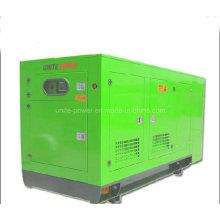 120kVA 96kw Soundproof Deutz Diesel Generator Set with CE Certificate