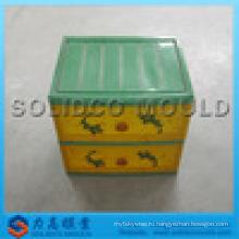 Высокое качество пластиковый ящик прессформы