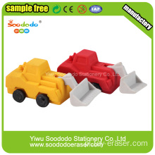 Coloful Fast Car Shaped Eraser