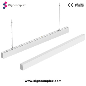 Iluminación lineal de 18W / 36W / 45W Single Run Line con UL Dlc Ce RoHS