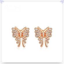 Кристалл ювелирные изделия Модные аксессуары Сплав серьги (AE217)