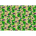 100 % coton cire Super tissus 40 X 40 96X96