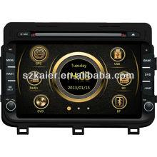 Touchscreen auto dvd gps für Kia 2014 K5 / Optima mit GPS / Bluetooth / Radio / SWC / Virtuelle 6CD / 3G internet / ATV / iPod / 720 P RM / 720 P RMVB