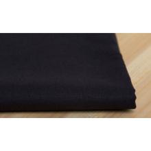 Tissu tissé de mélange tissé de laine et de polyester de sergé teint par fil