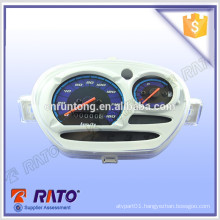 China wholesale white motorcycle rpm meter