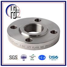 Brida roscada ASTM de acero inoxidable con ajuste hidráulico y gran descuento