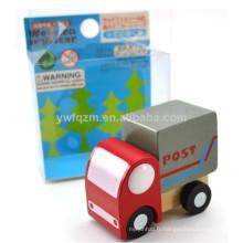 Voiture de jouets en bois pour enfants camion de jouets en bois