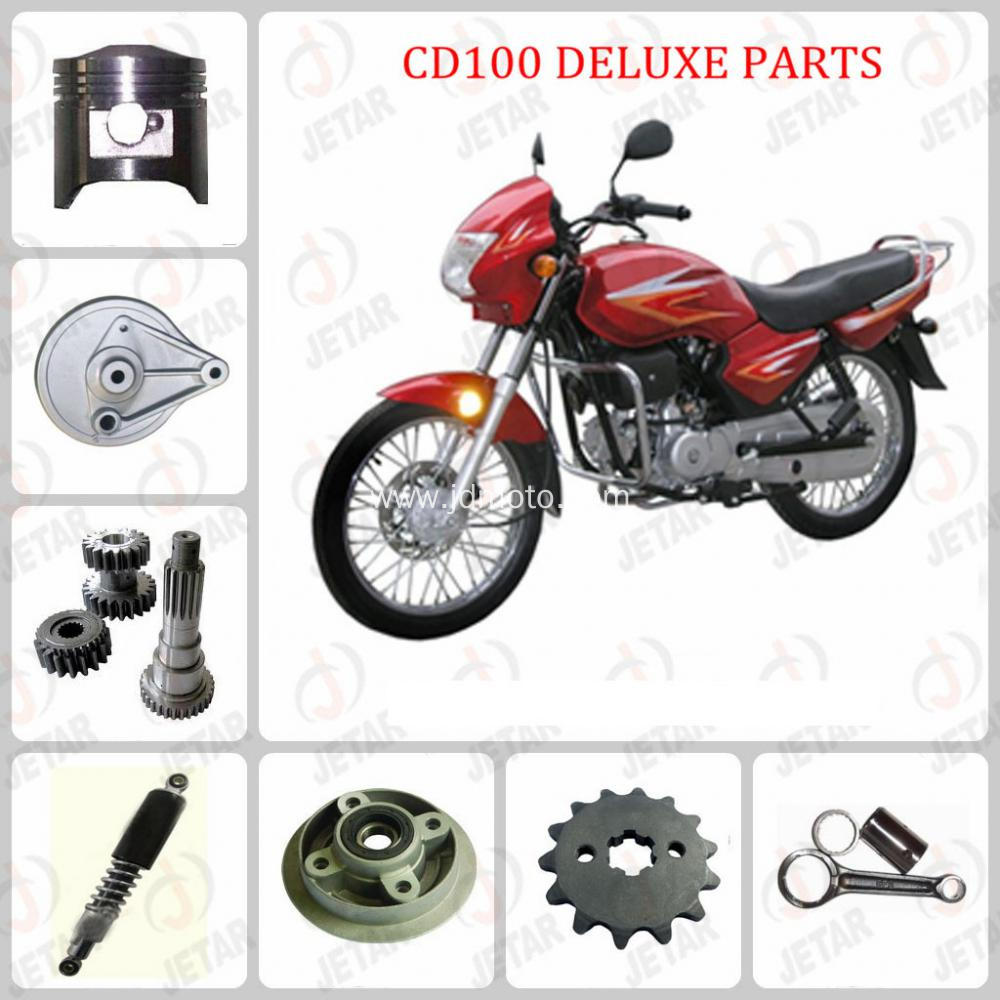 China Hero Honda Cd Deluxe Motorcycle Parts Manufacturers