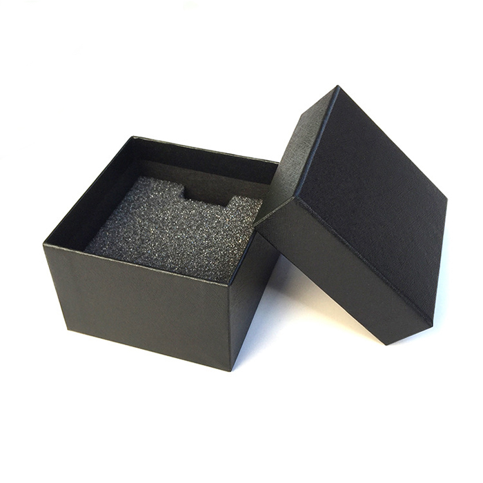 Personalized Custom Luxury Paper Single Watch Boxes
