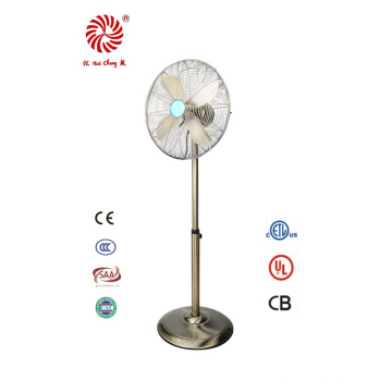 16 Inch Electric Metal Fan for Household with Classical Design