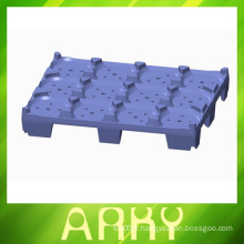 Bouteilles d'eau Tray Aluminium Rotational Molding