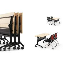 Secretária e cadeira de estudante para escritório escolar dobrável (HF-LS711A)