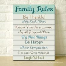 Regras da Família