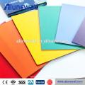 Покрытия PVDF алюминиевые композитные панели АСМ для украшения ненесущей стены