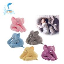 Tier Elefant Baby Kopf Schlafkissen