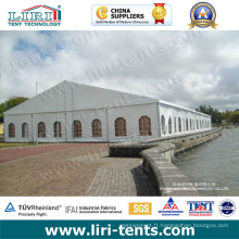 30m x 50m grande tente arabe pour événement Haji à vendre