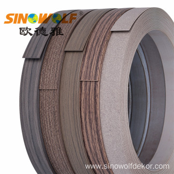 PVC Super Matt Series Edge Banding Series