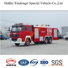 11.5ton Steyr Water Fire Truck Sprinkler Euro3
