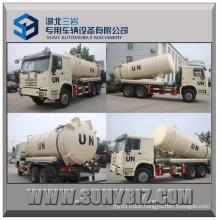 18000L ~ 22000L Sinotruk HOWO Sewage Tanker Truck