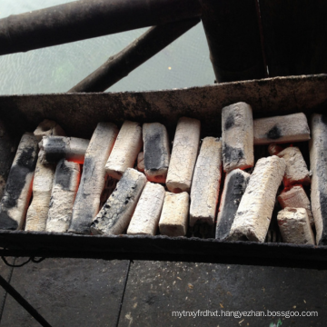 Sawdust Briquette Machine MadeCharcoal for BBQ Barbeque usage