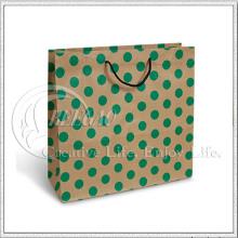 Saco de compras de papel (KG-PB048)
