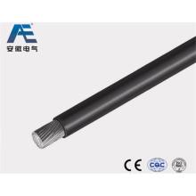 Câble photovoltaïque en aluminium 2kv, câble solaire PV Al