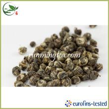 Boule de thé au jasmin vert de qualité raffinée