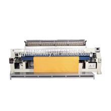 Chain stitch china embroidery machine single head