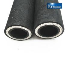 Tuyau hydraulique à haute pression en spirale de fil DIN EN856 4SP 4SH