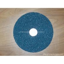 Disco abrasivo de fibra abrasiva de óxido de circonio