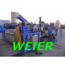 PP / PE Plastic Pelletizer Machine , Double Stage Recycling