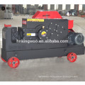 High efficiency electric stainless steel bar cutter